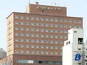 ホテルサンルートプラザ福島・外観