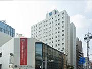 チサンホテル新大阪・外観