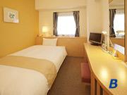 チサンホテル神戸<br>部屋一例