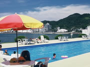 小豆島国際ホテル・プール