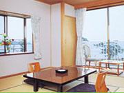 鹿島荘・和室