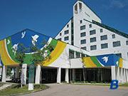 鷲ヶ岳高原ホテル・レインボー・ 外観