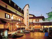 ホテル後楽荘・外観