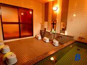 ホテルモンブラン白馬・大浴場