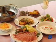 ホテルサンマルテ・食事一例