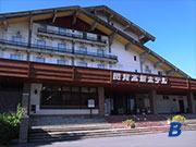 斑尾高原ホテル・外観