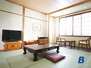 インナービレッジ ミヤマ・和室一例