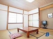 ラ・モンターニュフルハタ 別館・和室一例