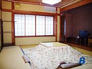 お宿まるとや・和室一例