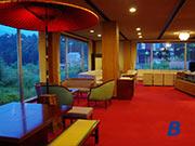 アーリアホテルアルペンルート・ロビー