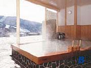 蔵王プラザホテル・露天風呂