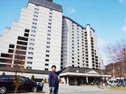 ホテルリステル猪苗代 ウイングタワー・外観