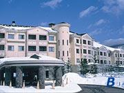 ホテルグランデコ・外観
