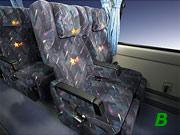 リラックスバス<br>バス座席