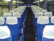 スタンダード・バス車内一例