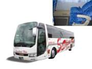 足のびシート・バス一例